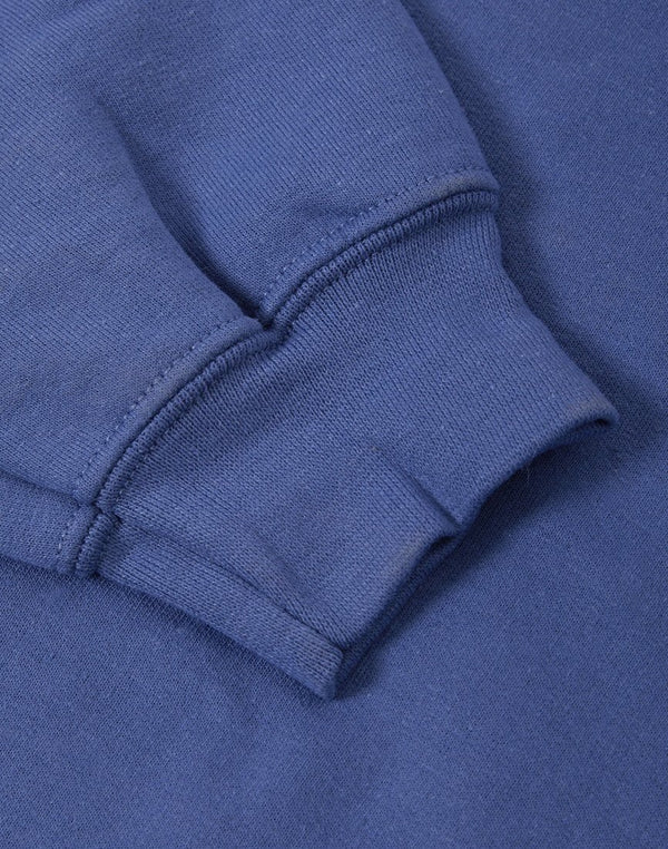 The Idle Man - Classic Sweatshirt Indigo Blue