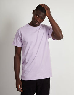 The Idle Man - Classic T-Shirt Lilac