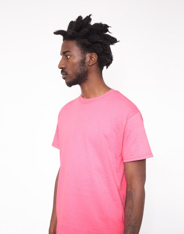 The Idle Man - Classic T-Shirt Pink
