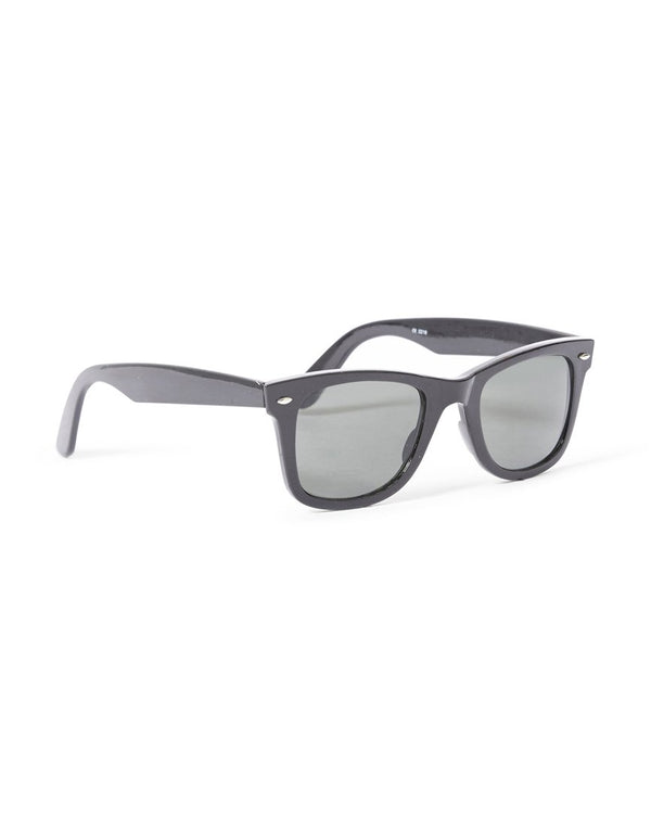 The Idle Man - Classic Wayfarer Black