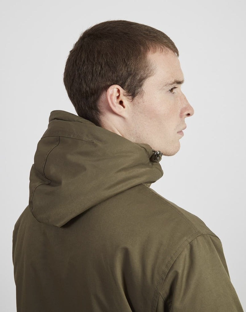 The Idle Man - Field Parka Khaki