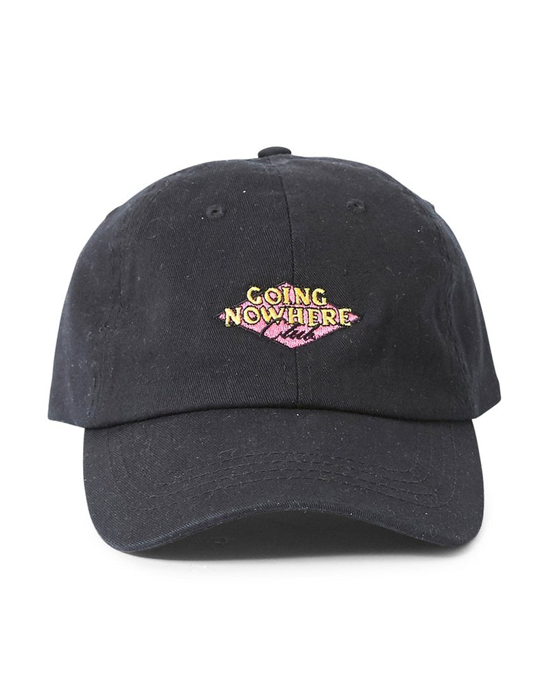 The Idle Man - Going Nowhere Club Cap Black