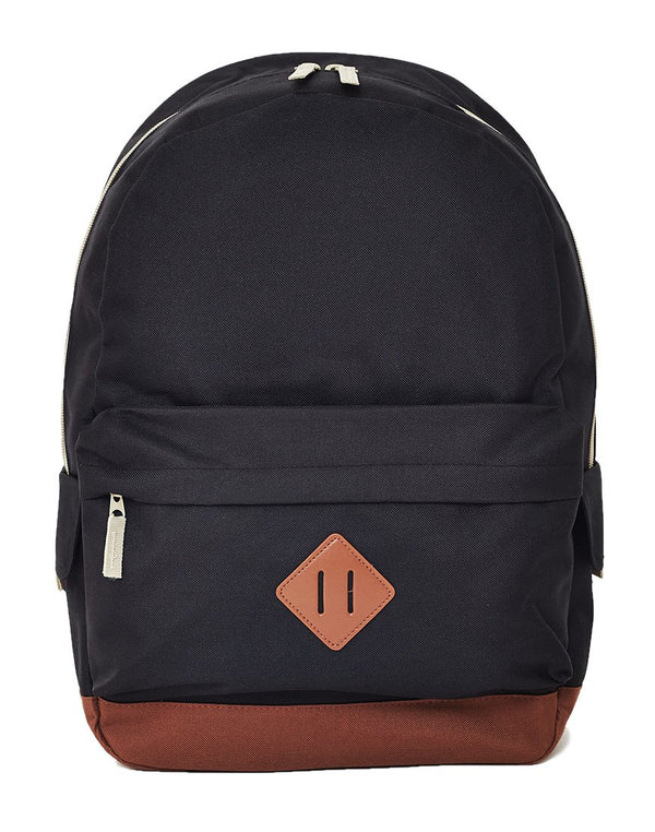 The Idle Man - Heritage Backpack Black