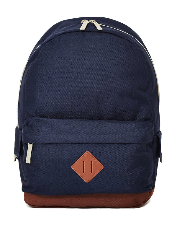 The Idle Man - Heritage Backpack Navy