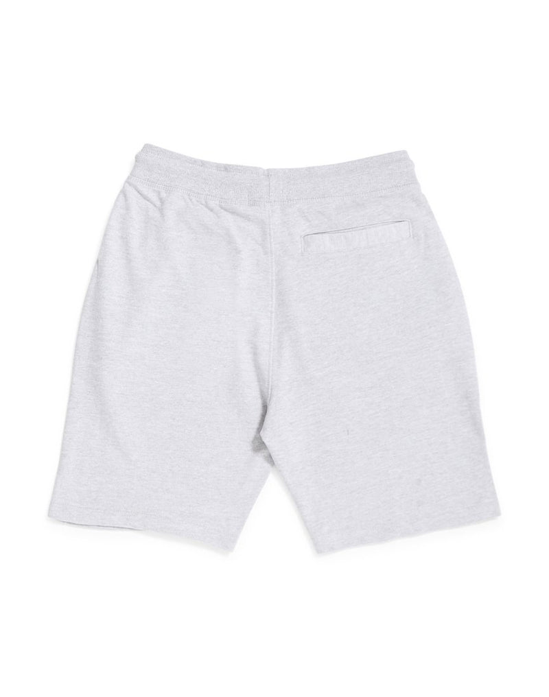 The Idle Man - Loopback Jersey Shorts Grey