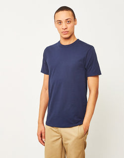 The Idle Man - Premium Classic T-Shirt Navy