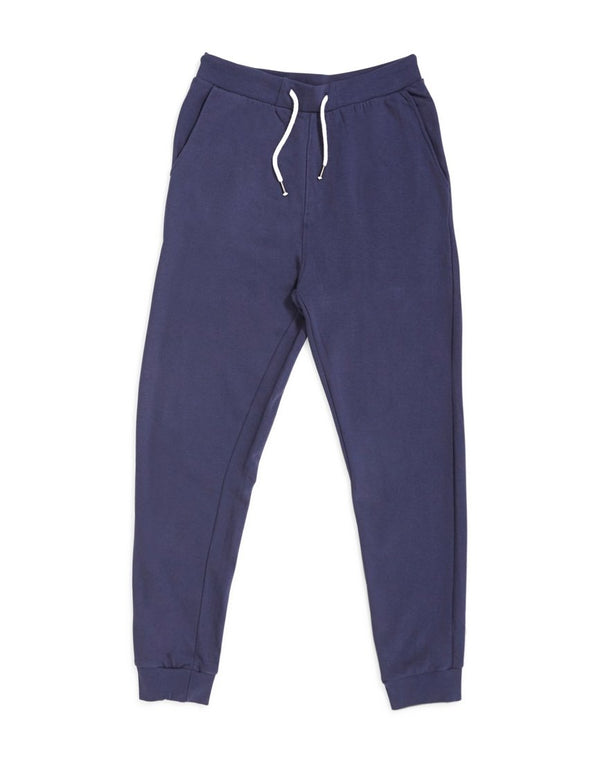 The Idle Man - Slim Fit Jogger Navy