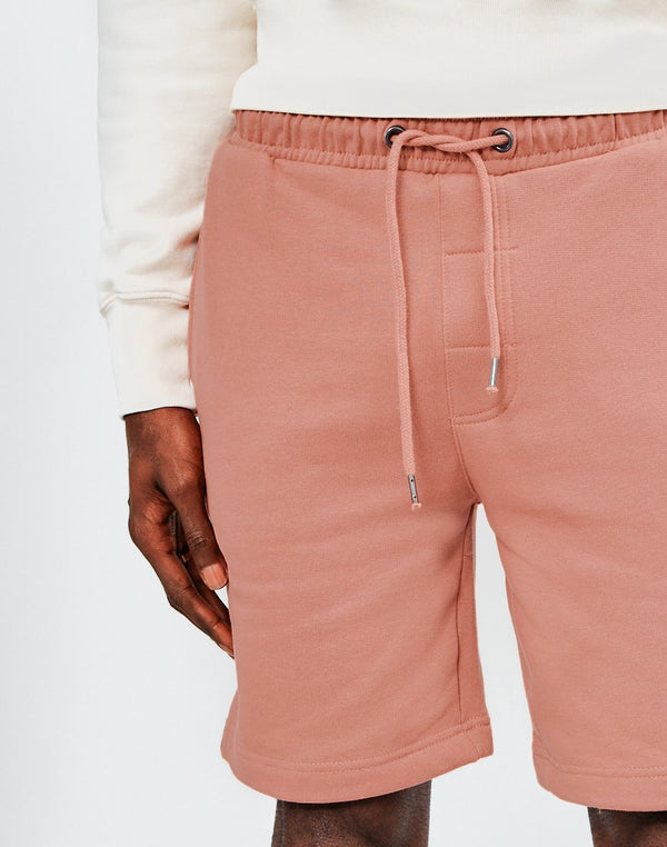 The Idle Man - Sweat Shorts Pink