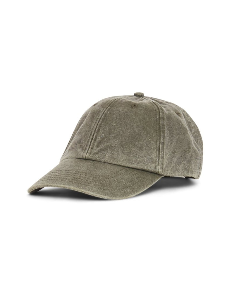 The Idle Man - Vintage Baseball Cap Green