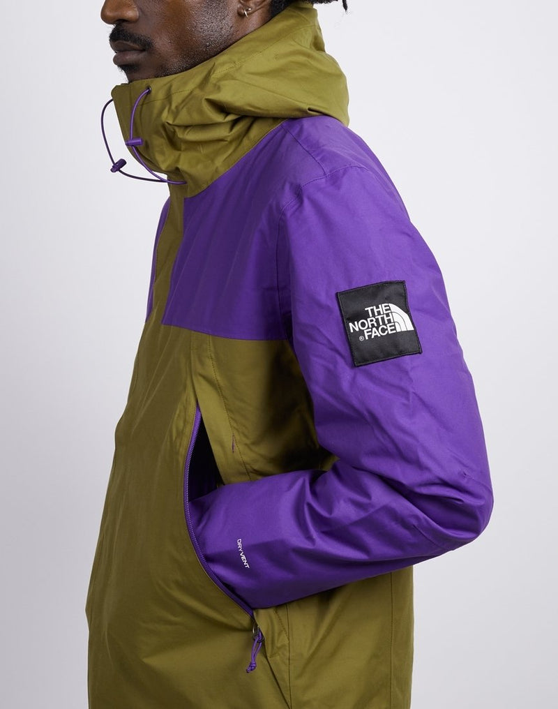 The North Face - 1990 ThermoBall Mountain Jacket Green & Purple
