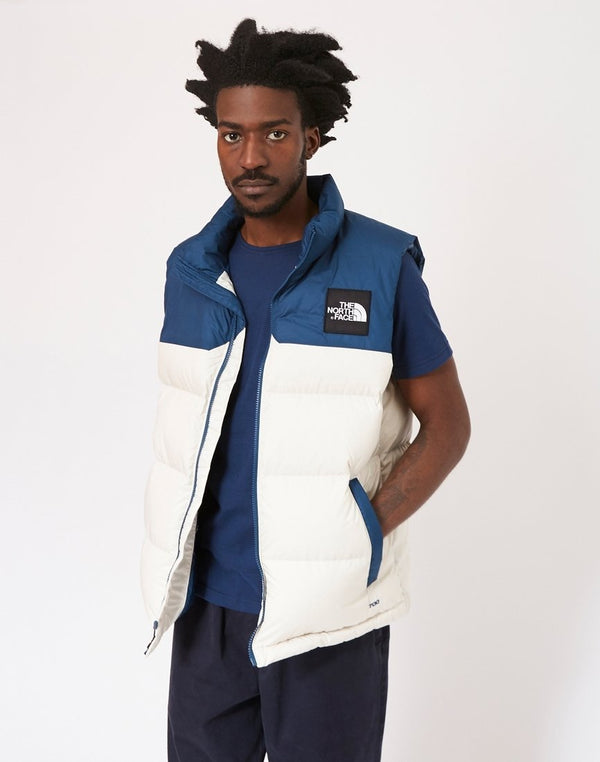 The North Face - Black Label 1992 Nuptse Vest Blue
