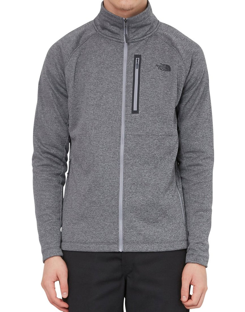 The North Face - Canyonlands Full Zip Grey
