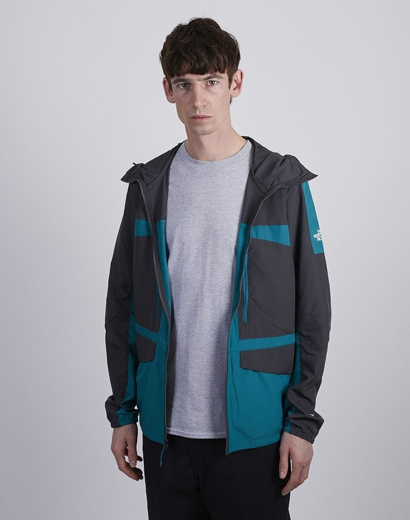 The North Face - Fantasy Ridge Light Jacket Everglade & Asphalt Grey