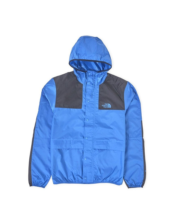 The North Face - Mountain Jacket 1985 Seasonal Celebration Blue