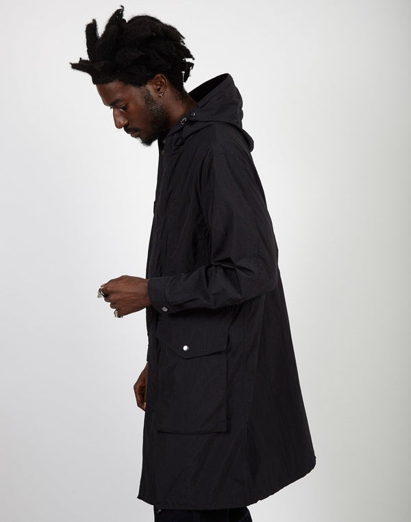 The Idle Man - Light Parka Black