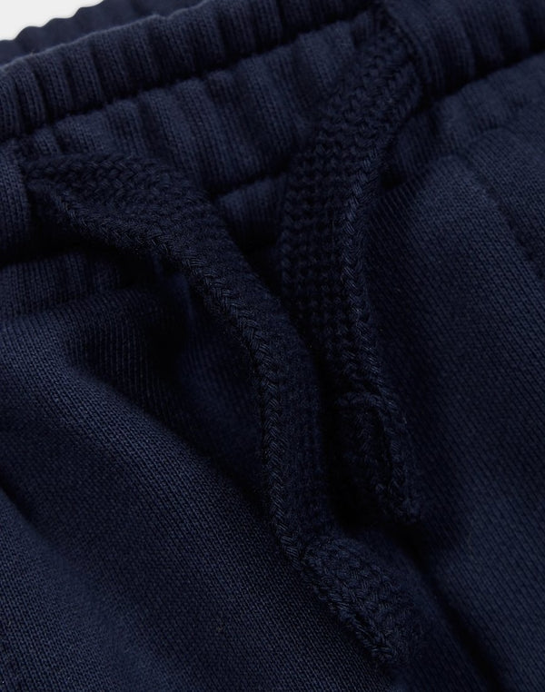 The Idle Man - Jersey Gym Trouser Navy