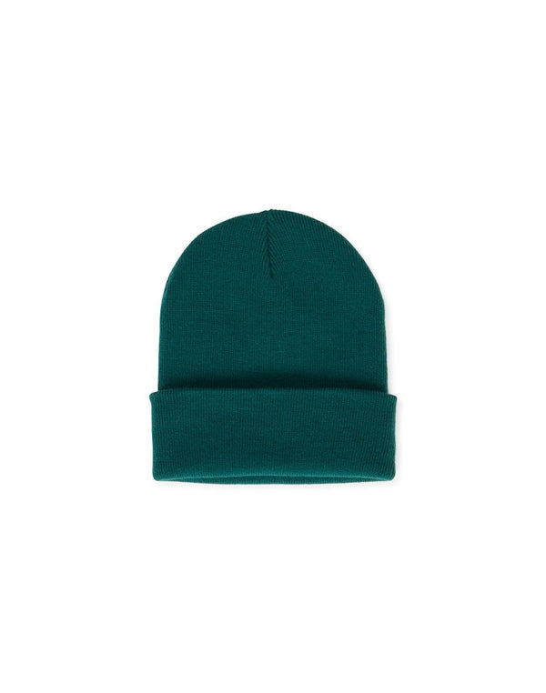 The Idle Man - Original Beanie Dark Green