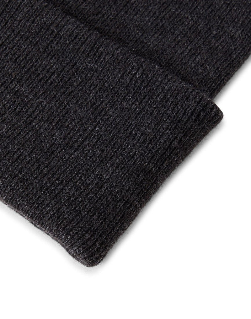 The Idle Man - Original Beanie Dark Grey