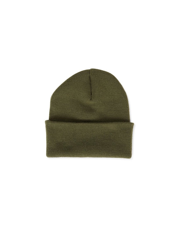The Idle Man - Original Beanie Green