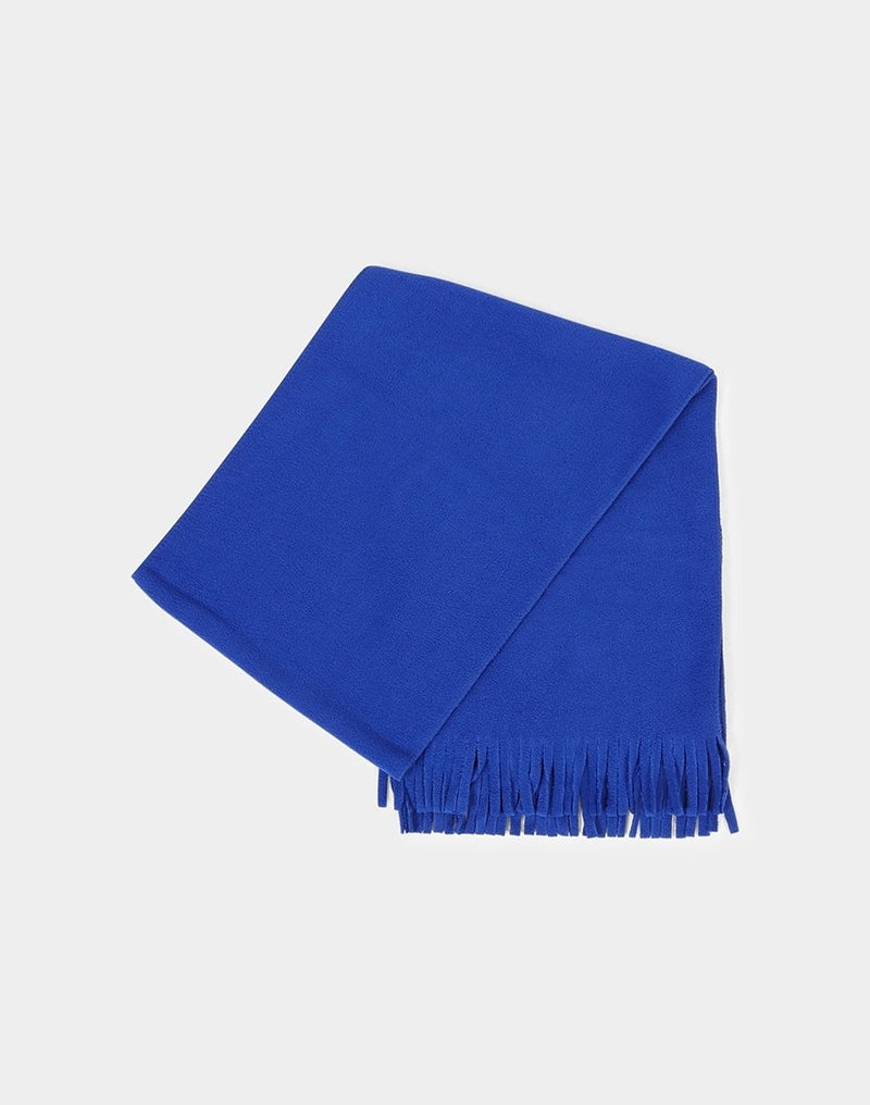 The Idle Man - Supafleece Dolomite Scarf Blue