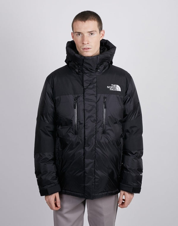 The North Face - Himalayan Windstopper Down Jacket Black
