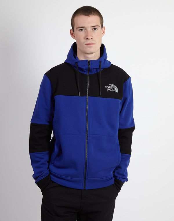 The North Face - Himalayan Fullzip Pullover Blue