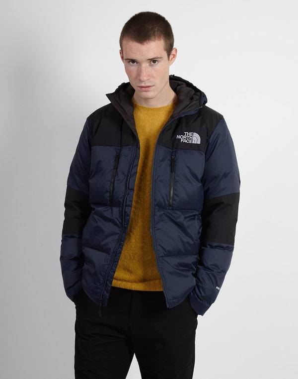 The North Face - Himalayan Light Down Hoodie Navy & Black