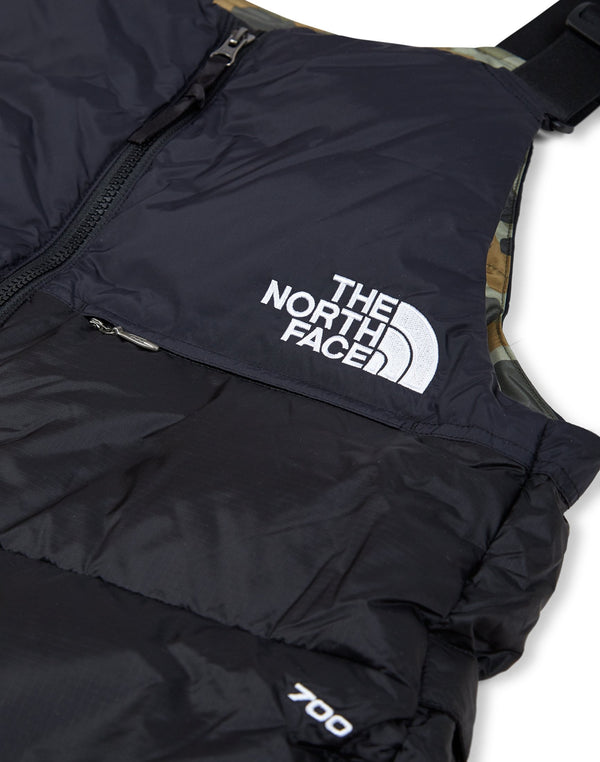 The North Face - Nuptse Bib Black