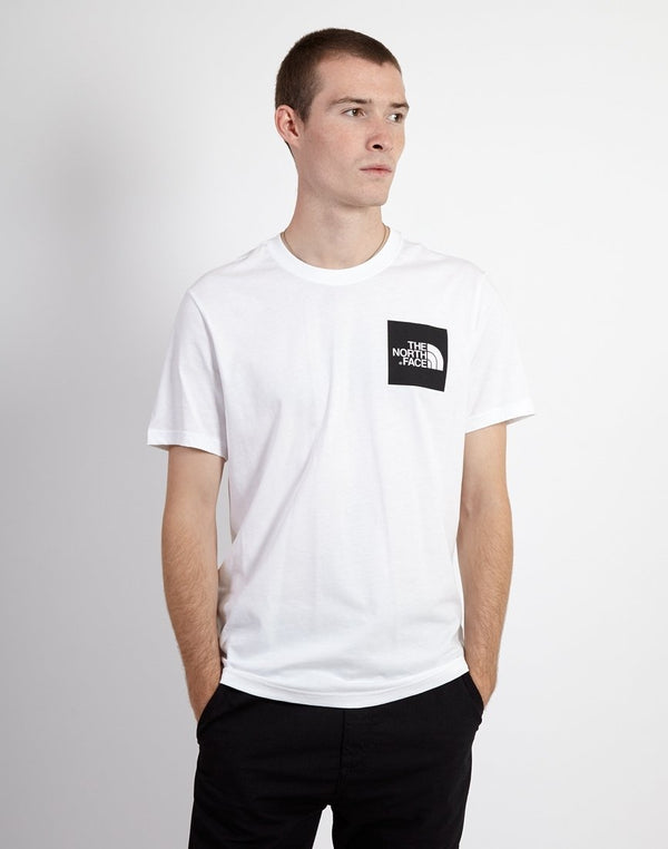 The North Face - Fine T-Shirt White