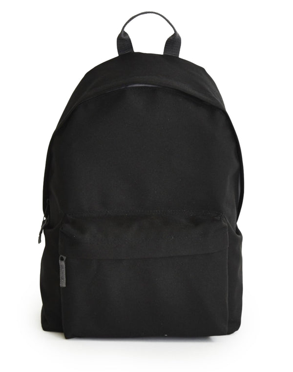 The Idle Man - Backpack Black