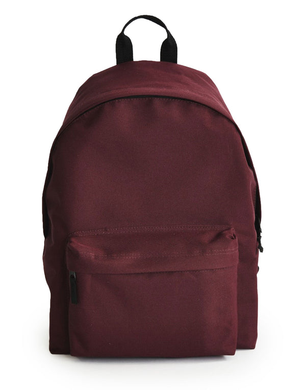 The Idle Man - Backpack Burgundy