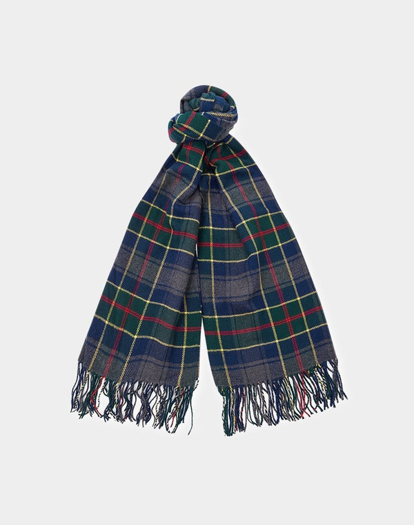 Barbour - Fulmar Scarf Blue