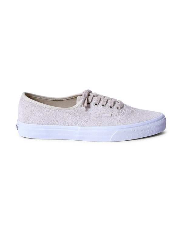 Vans - Authentic Suede Plimsolls Cream