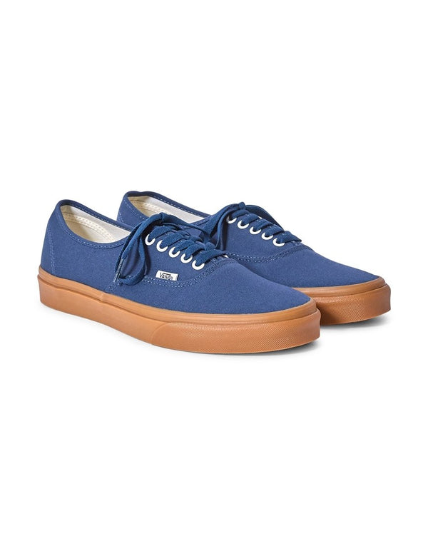 Vans - Authentic Canvas Plimsolls Navy