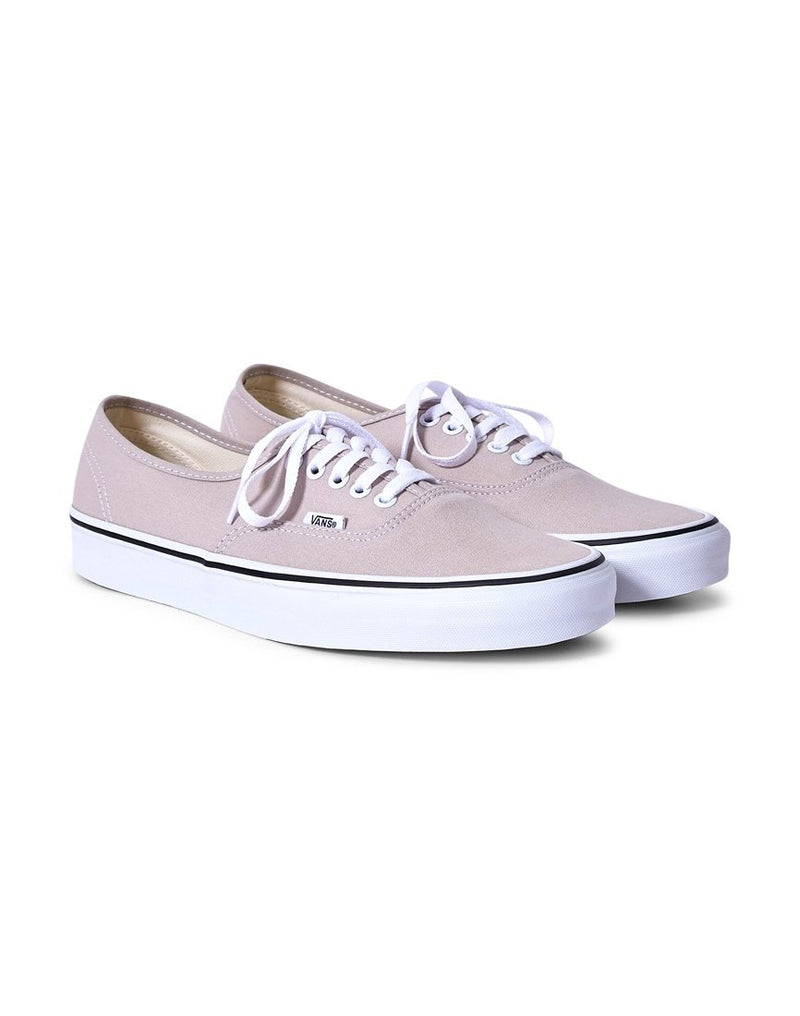 Vans - Authentic Canvas Plimsolls Grey