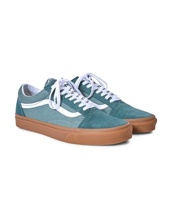 Vans - Old Skool Trainers Green