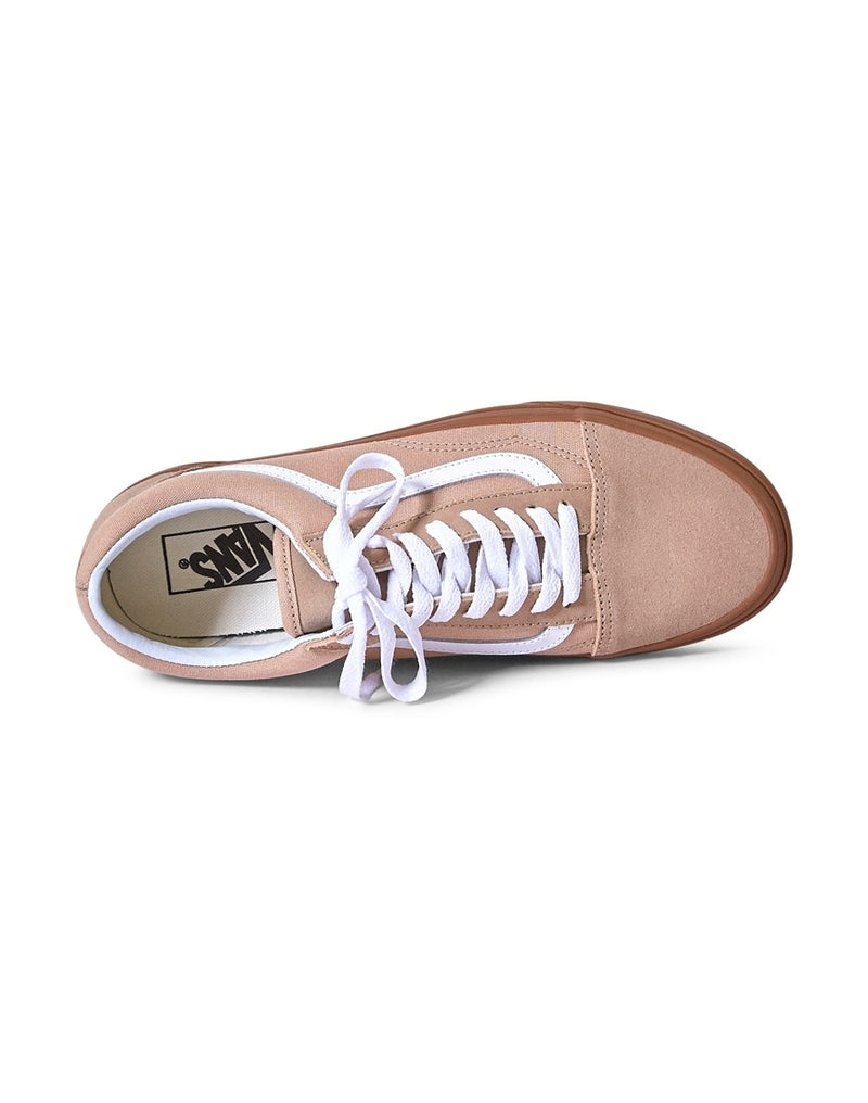 Vans - Old Skool Trainers Tan