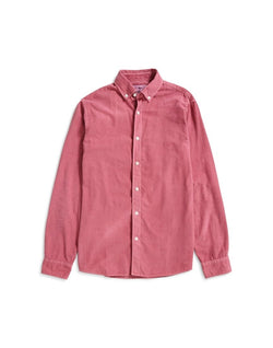 Wax London - Bampton Shirt Red