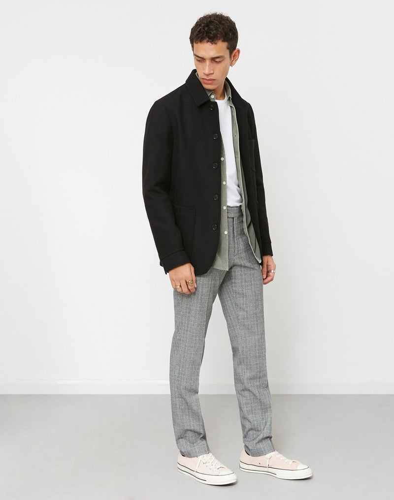 Wax London - Elland Jacket Black