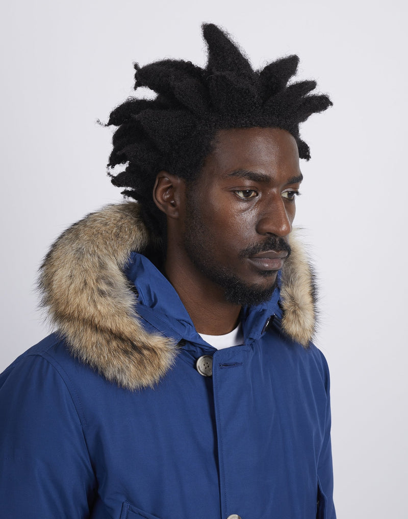 Woolrich - Arctic Parka DF Royal Blue