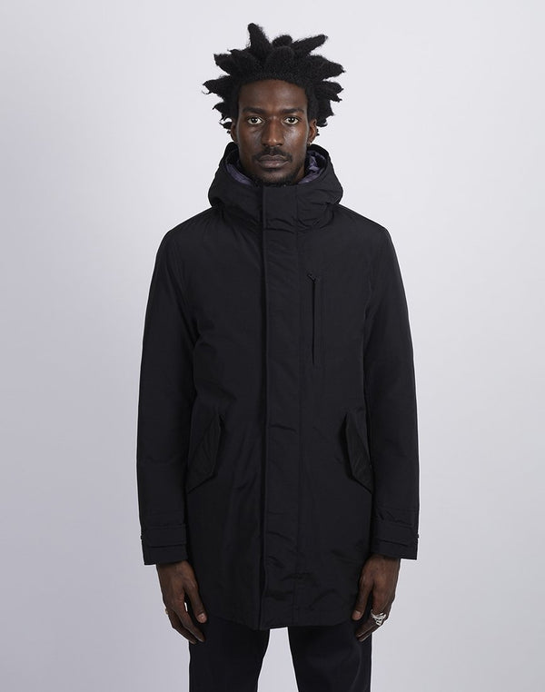 Woolrich - Mountain Parka Black