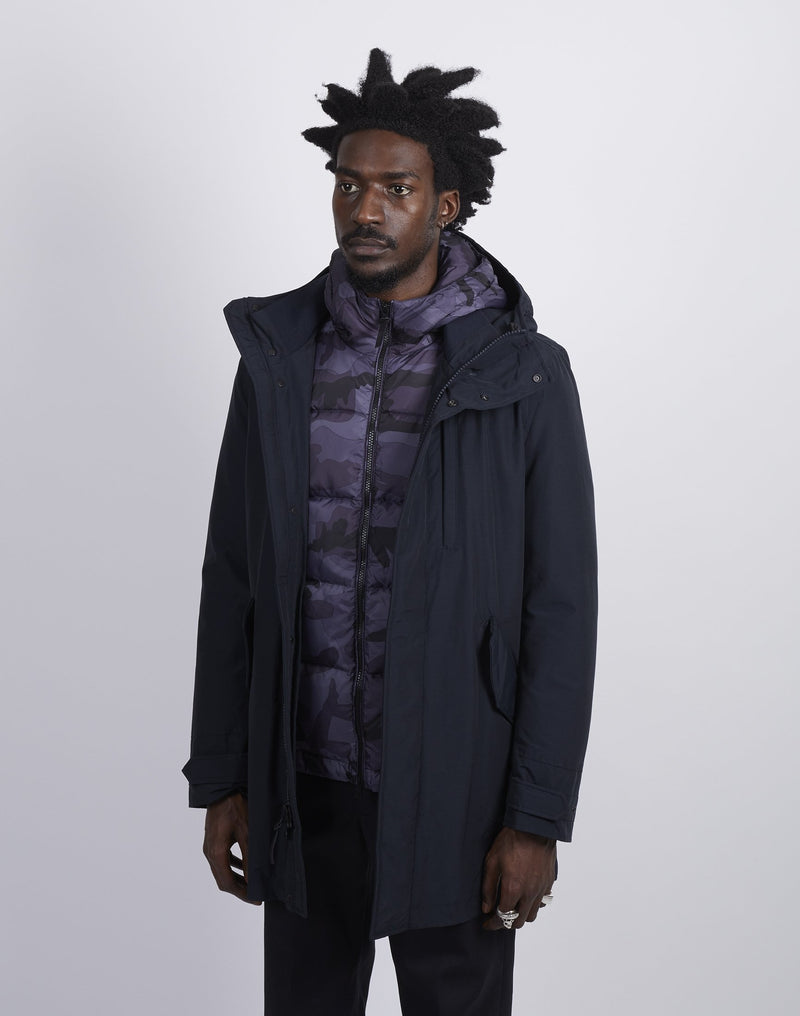 Woolrich - Mountain Parka Navy
