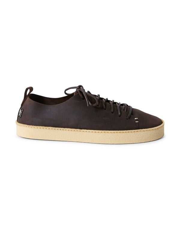Yogi - Rufus Leather Trainer Brown