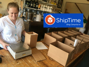 New Shipping Capability, Yeah!!!