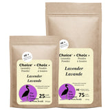Essential Oil Laundry Powder ~ 'Lavender'~ Various Sizes & Combos