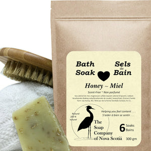 Honey Bath Soak