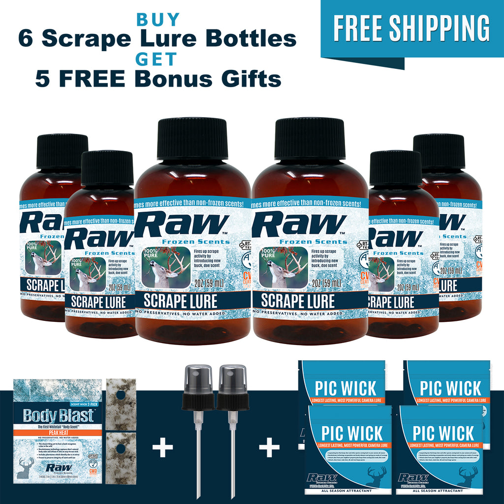 Early Season Package - BUY 6 GET 5 FREE + FREE Shipping