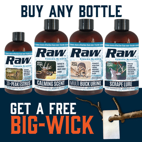 Buy Any Bottle Get A FREE Big-Wick