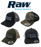 RAW Frozen Scents Hat