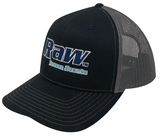 RAW Frozen Scents Hat Blue Grey